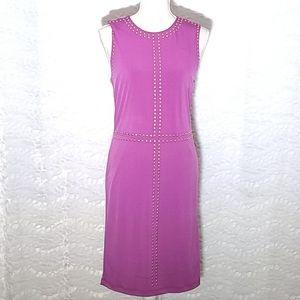 Carmen Marc Valvo Dress / purple